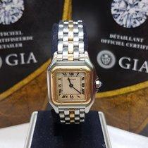 Cartier Panthère gold/steel