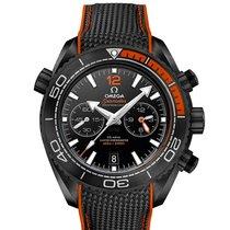 Omega Seamaster Planet Ocean Chronograph 215.92.46.51.01.001 2020 neu