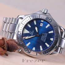 Omega Seamaster Professional Diver 300 M Chronometer Blue Dial