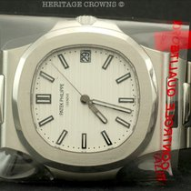 Patek Philippe Nautilus REF 5711 White Dial New Old Stock