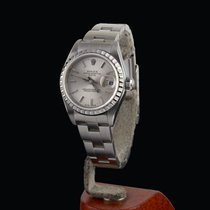 Rolex Oyster Perpetual Lady Date Acero 26mm Gris Sin cifras España, Madrid