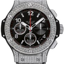 Hublot Big Bang 41 mm new 2020 Automatic Watch with original box and original papers 342.SX.130.RX.174