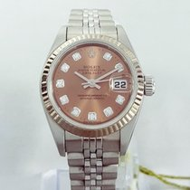 Rolex Lady-Datejust Acero 26mm Bronce
