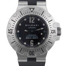 Bulgari Diagono Professional Scuba Automatic db92b159d70