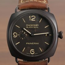 Panerai Radiomir Black Seal 3 Days Automatic PAM00505 2013 usado