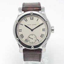 Ralph Lauren Steel 45mm Manual winding RLR0220700 pre-owned United Kingdom, London