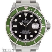 "Rolex Oyster Perpetual Submariner Date ""Fat Four"" Ref. 16610LV"