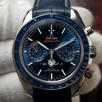歐米茄 Speedmaster Professional Moonwatch Moonphase 新的 44.25mm 鋼