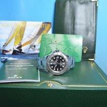 Rolex Yachtmaster Herrenuhr Rolesium Dark Rhodium, Service,...