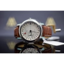 Zenith Port Royal Zeljezo 38mm Srebro