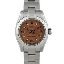 Rolex Oyster Perpetual 26 Steel 24mm Pink United States of America, Florida, Boca Raton