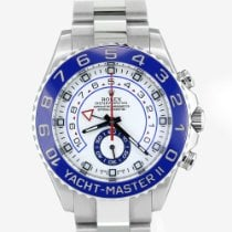 Rolex Yacht-Master II Steel 44mm White No numerals United States of America, Florida, Hollywood