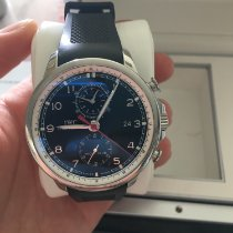 IWC Portuguese Yacht Club Chronograph new Steel