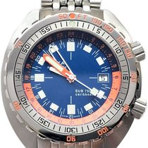 Doxa Steel 45mm Automatic Sub pre-owned