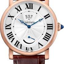 Cartier Rotonde de Cartier Roségold Silber