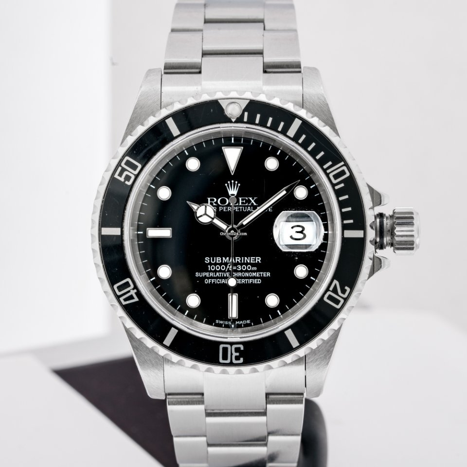 c57f2b1585dc Rolex Submariner - all prices for Rolex Submariner watches on Chrono24