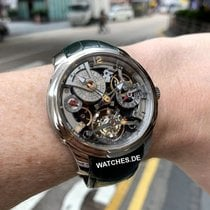 Greubel Forsey Witgoud 47.5mm Handopwind Double Tourbillon 30° tweedehands