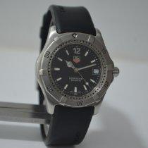 TAG Heuer 2000 Steel 38mm Black