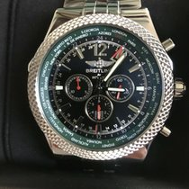 Breitling Bentley GMT Steel 49mm Black United States of America, California, Los Angeles