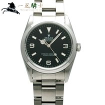 Rolex Explorer Steel 36mm Black United States of America, California, Los Angeles