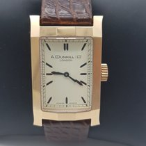 Alfred Dunhill Women's watch Automatic pre-owned Watch only 2005