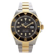Rolex Sea-Dweller Deepsea 126603 новые