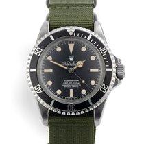 Rolex 5512 Stal 1977 Submariner (No Date) 40mm używany
