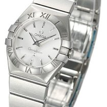 Omega Constellation Quartz 123.10.24.60.02.001 2019 new