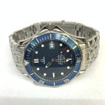 Omega Seamaster Diver 300 M Very good Steel 41mm Automatic United States of America, New York, New York