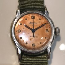 Minerva 30mm Manual winding pre-owned