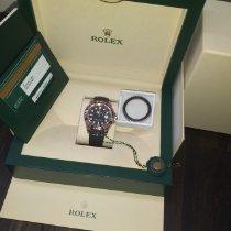 Rolex Yacht-Master 40 Rosa guld 40mm Sort Ingen tal Danmark, Seattle