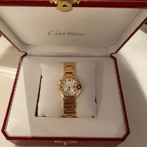 Cartier Ballon Bleu 28mm Rose gold Silver United Kingdom, London