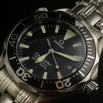 Omega 2262.50.00 Zeljezo Seamaster Diver 300 M rabljen