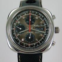 Mathey-Tissot Vintage Chronograph Day Date Valjoux 7750