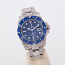 Rolex Submariner 116619LB perfect condition LC 170 diamond dial