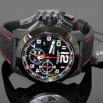 Graham Chronofighter Oversize 2CCBK.B07A.T19 New Tantalum 47mmmm Automatic