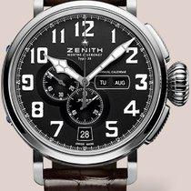 Zenith Pilot · Montre d'Aeronef Type 20 Annual Calendar...