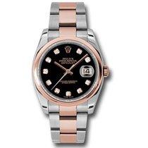 Rolex Datejust 116201 bkdo new