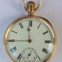 Waltham Oro giallo 47mm Manuale Dal numero di serie su NAWCC si risale all'anno di costruzione 1888 usato Italia, 40139  BOLOGNA