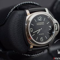 파네라이 (Panerai) Luminor Base 8 Days with SANDWICH DIAL and...