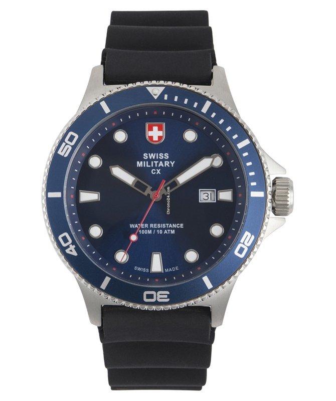 09ae24f972e Preços de relógios Swiss Military