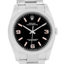 Rolex Oyster Perpetual 36 Luminous Hour Markers Watch 116000...