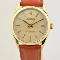 Rolex Oyster Perpetual Gold Shell Capped Watch 1024