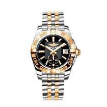 Breitling C3733012-BA54 Galactic 36 Automatic in 2-Tone -...