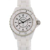 Chanel J12 H0968 White Ceramic Quartz Watch