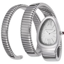 Bulgari Serpenti 101911 SP35C6SS.2T new