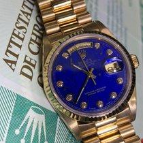 Rolex Day Date 18238 lapis