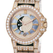Harry Winston new Quartz 36mm Rose gold