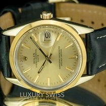 Rolex Oyster Perpetual Date 15505 pre-owned