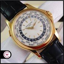 Patek Philippe World Time Yellow Gold